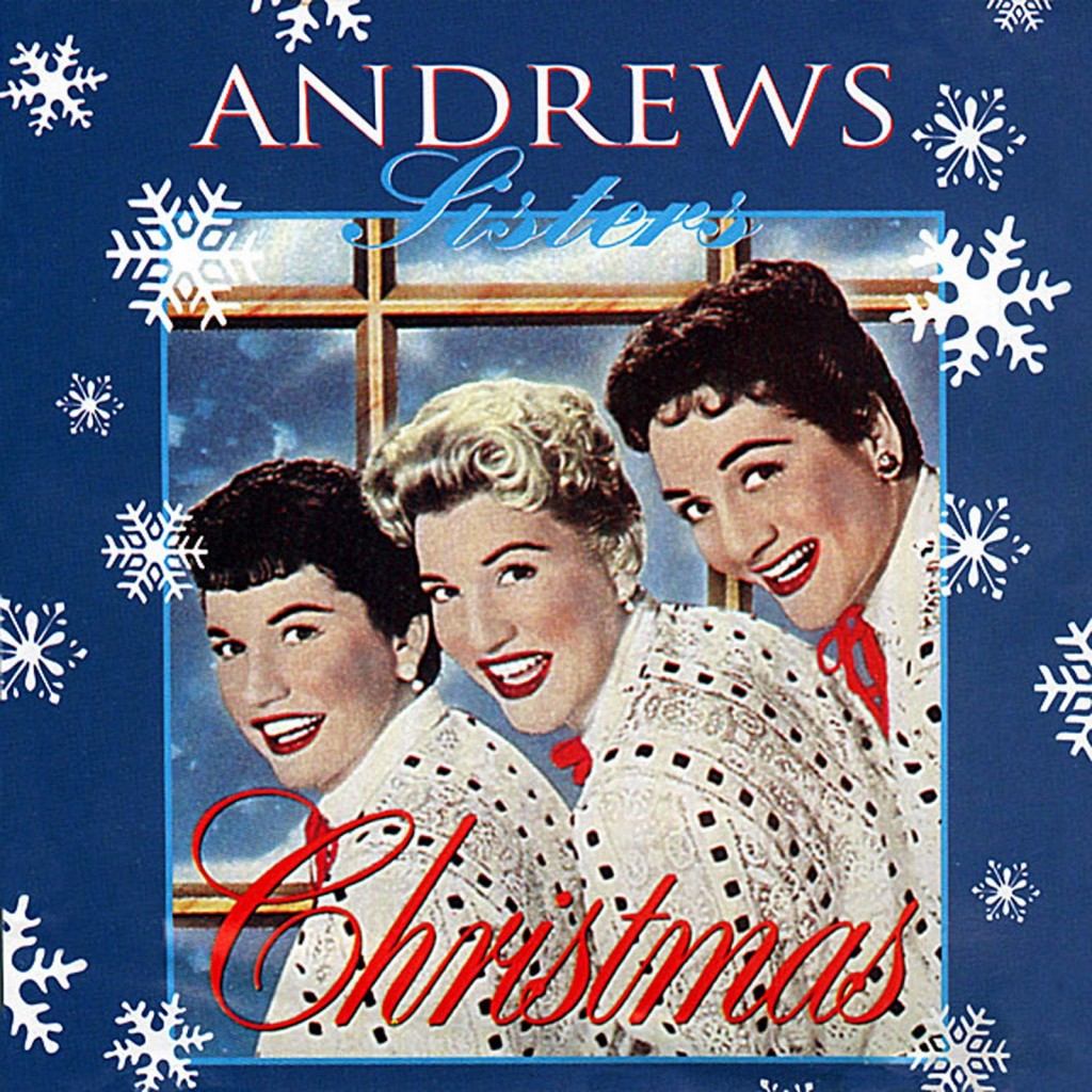 Andrews Sisters Christmas FRONT