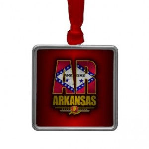 Arkansas Ornaments, Arkansas Ornament Designs for any Occasion
