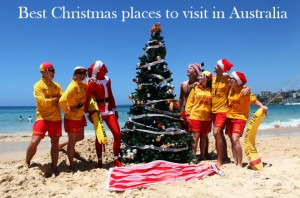 best Christmas places in Australia