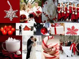 BRIDE CHIC THE CHRISTMAS WEDDING