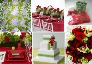 31 Days of Weddings Day 22 Christmas ideas