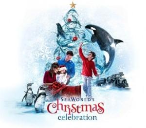 Christmas at Sea World