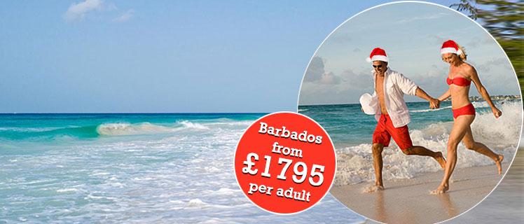 Christmas Holidays in Caribbean
