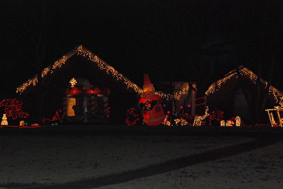 Christmas in Arkansas 2008 by thayssharumrn on deviant Art