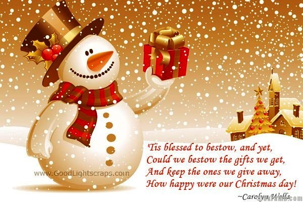 Christmas quotes with picture