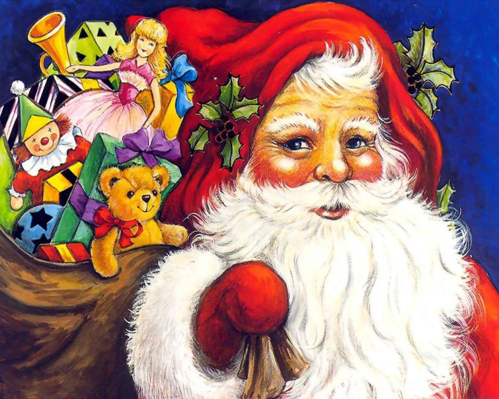Christmas Santa Wallpapers HD