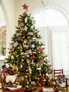 Christmas tree decorating ideas 16