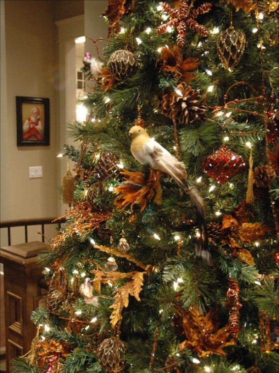 Christmas Tree Decorating Ideas 5 Pin Xmas