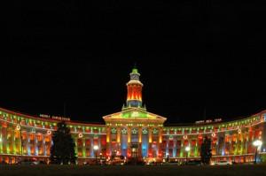 civic center lights