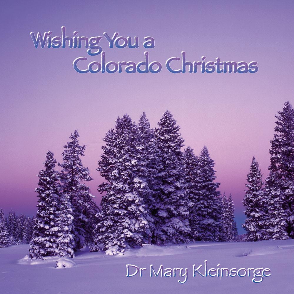 Colorado Christmas CD Cover