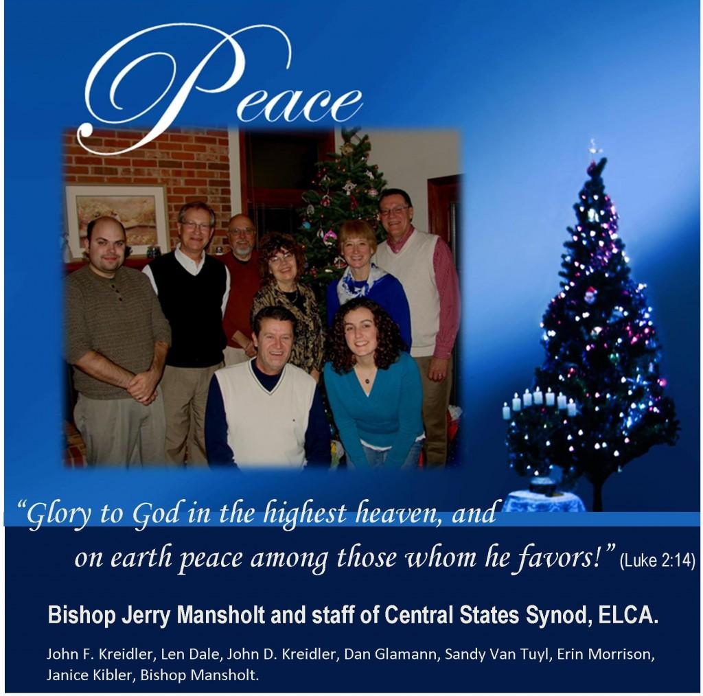 CSS Christmas Card2011