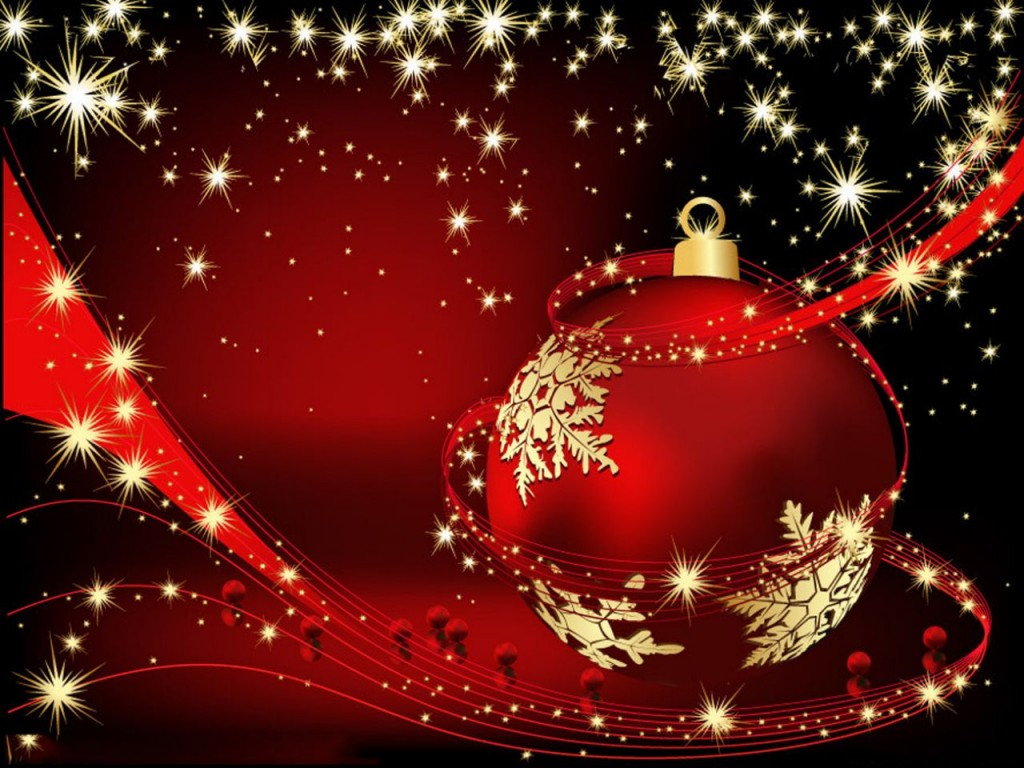 Merry Christmas Happy Holidays My Fans Wallpaper HD