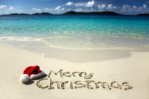 homepage tropical Christmas south pacific holidays