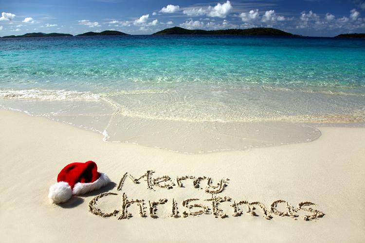 homepage tropical Christmas south pacific holidays