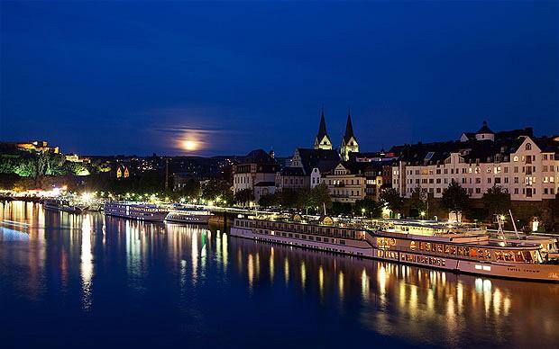 Koblenz cruise