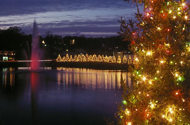Vaudeville N C Christmas Town
