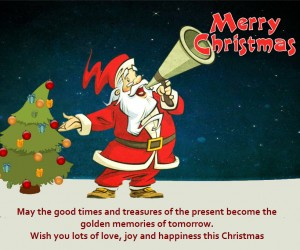 merry Christmas 2012 2013 greeting cards with wishes messages
