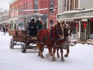 Top 5 Colorado Christmas Towns