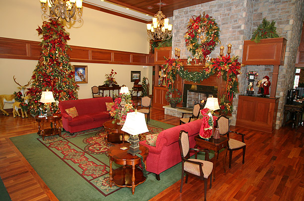 Pigeon forge tenn there s a christmas place for us holiday for American christmas decoration