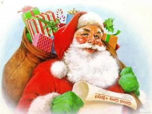 Santa Christmas 101