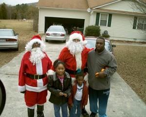Santa Fruit 2005