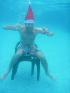 Sebastian Christmas in Australia
