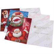 Arkansas Razorbacks Christmas Spirit Cards 3 Designs