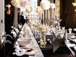 Christmas Table Decoration Ideas 2013