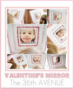 Valentine's Mirror