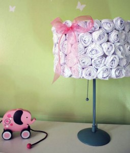 Valentine's Day Lamp DIY