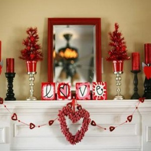 Valentines Day Home Decoration Ideas