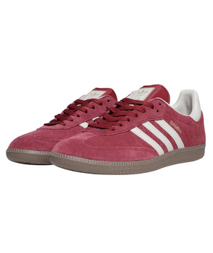 Adidas Samba Same old-school kicks in a trendy (yes, he can handle it) new shade.