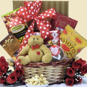 Nuts About You! – Valentine's Day Gift Basket