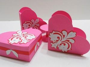 Valentines Day Gift Box – Valentine Party Favor Box