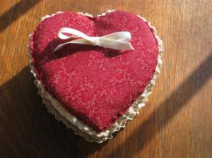 Handmade Heart Box – Valentine's Day Gift