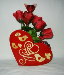 Heart Pocket Box