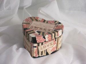 Valentine Heart Gift Box