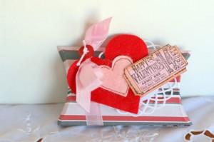 Valentine Gift Box Valentine Heart