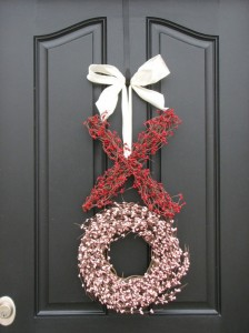 wreath chic and adorable