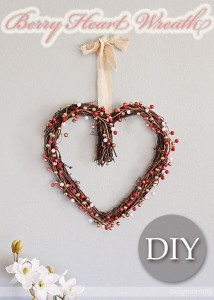 grapevine berry wreath