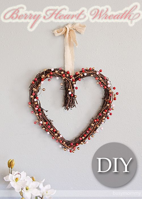 grapevine berry wreath