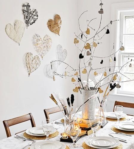 valentines day home decor