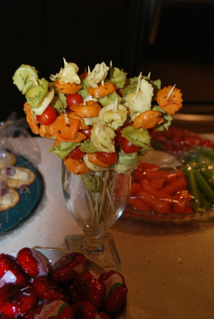 Holiday party appetizer ideas and weekend round-up