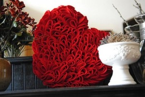 Cool Heart Decorations For Valentine's Day
