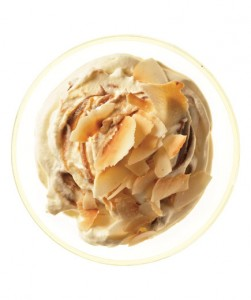 Dulce de Leche Mousse Whip up this silky caramel mousse using heavy cream, dulce de leche, and shredded coconut.