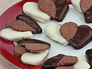 Engaging Heart Cookies