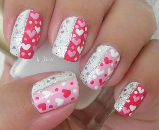 Sparkly Valentine