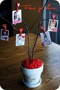 Valentine's Day Home Decorating Idea's