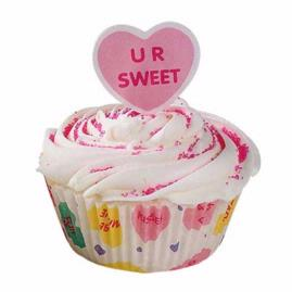 Heartfelt Sentiments Cupcakes