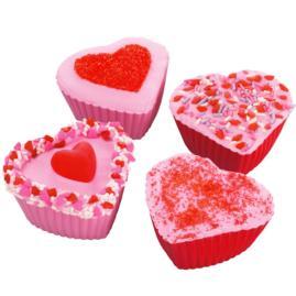 Heart's Desire Cupcakes
